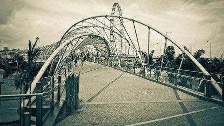 20 красивых фотографии мостов
