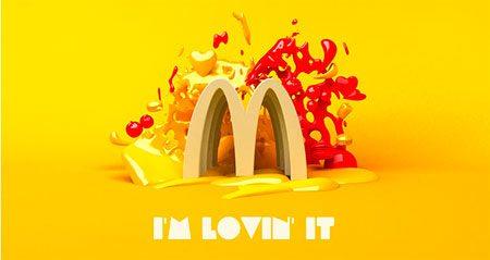 McDonalds - я это люблю - концепт