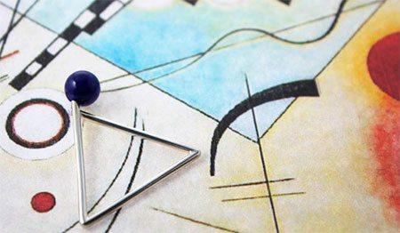 Графические работы, вдохновлённые стилем Кадинского