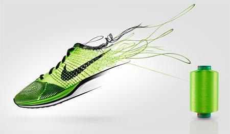 Креативные рекламные постеры Nike